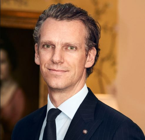 Dr. Timo Gruenert, CEO Oetker Collection
